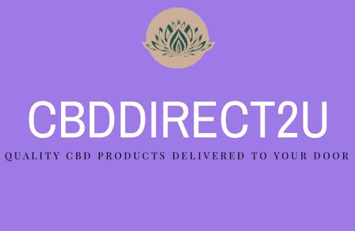 CBD Direct2u Coupon Code Online Discount Save On Cannabis
