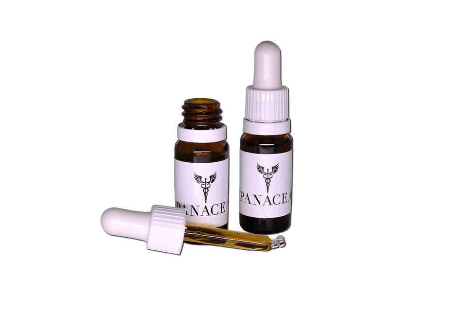 tinctures are a popular way to taking medicinal CBD