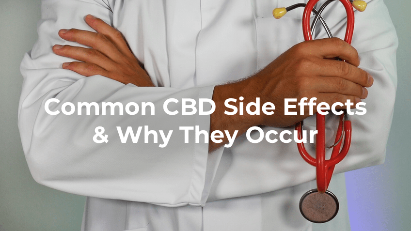 Common CBD Side Effects & Why They Occur - Save On Cannabis Blog