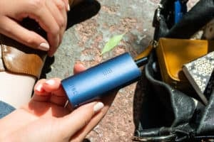 Davinci MIQRO Review - Extended Mouthpiece