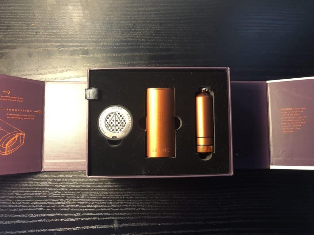 Davinci MIQRO Review - Open Box