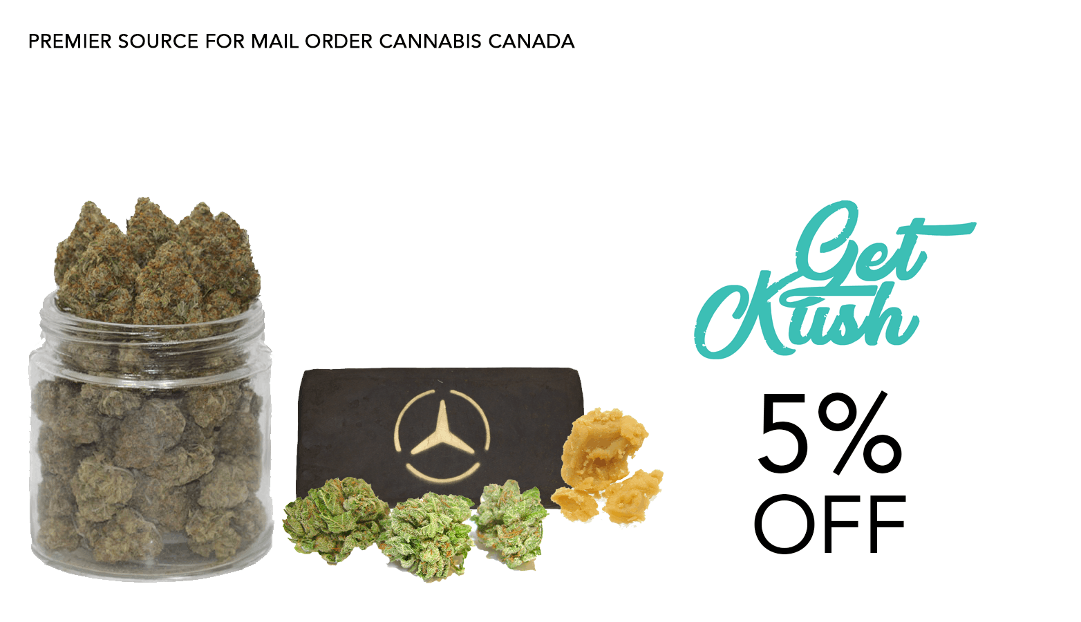 Save On Cannabis - GetKush Coupon Discount