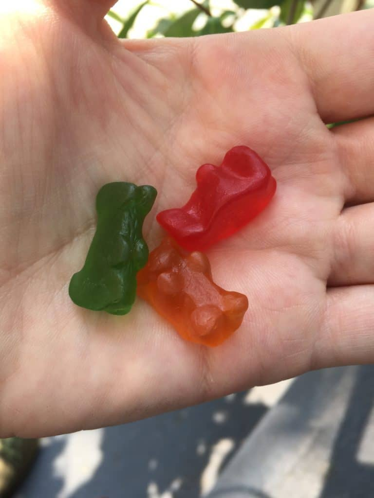 Go Green CBD Gummy Bears Review - Hands On CBD Review