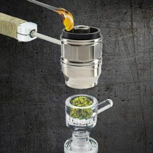New Vape Smoking Accessories Coupons Flowerpot Vaporizer