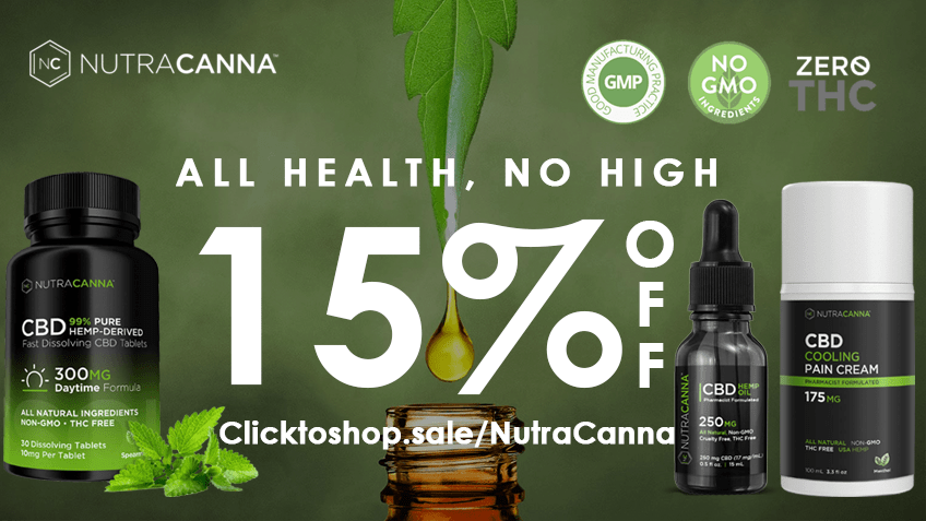 Nutra Canna Coupon Code Online Discount Save On Cannabis