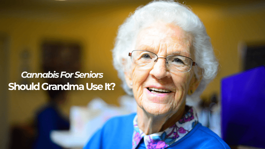 Should seniors use cannabis?