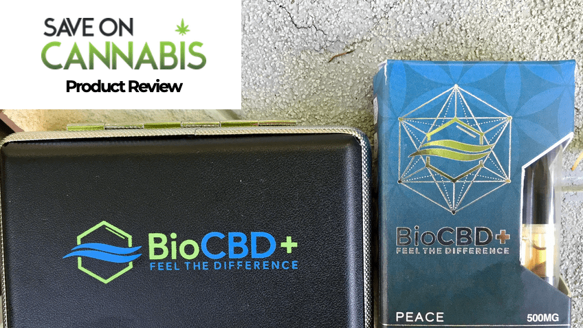 Bio CBD Plus Review Vape Juice Oil CBD - Save On Cannabis