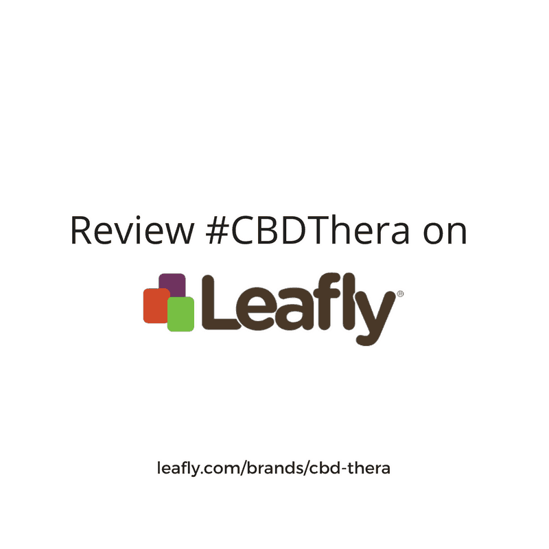 CBD Thera Coupon Code Online Discount Save On Cannabis
