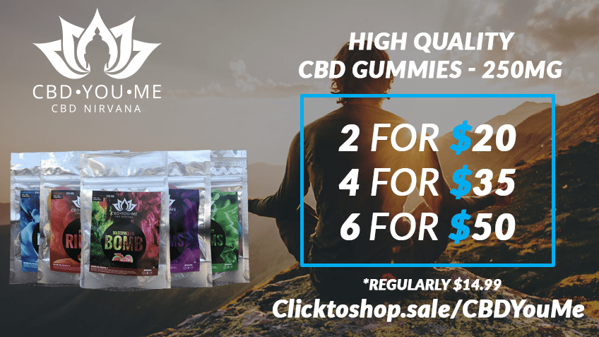 CBD You Me - Coupon Codes - Discounts - Promos - Save On Cannabis