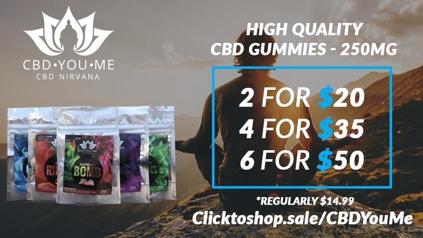 CBD You Me - Coupon Codes - Discounts - Promos - Save On Cannabis