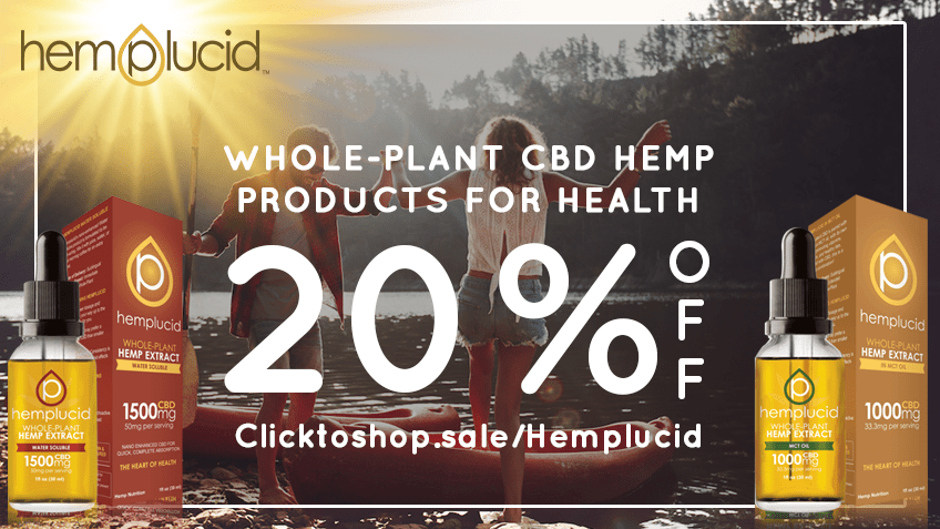 Hemplucid Coupon Code Online Discount Save On Cannabis