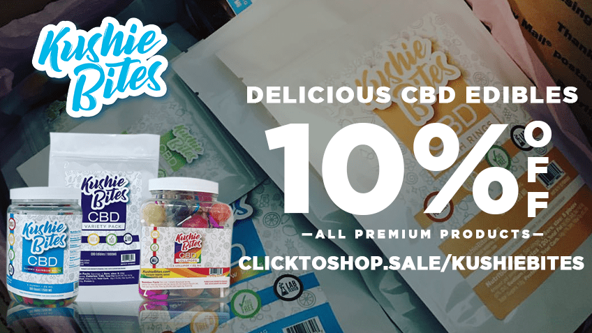 Kushie Bites Coupon Code Online Discount Save On Cannabis