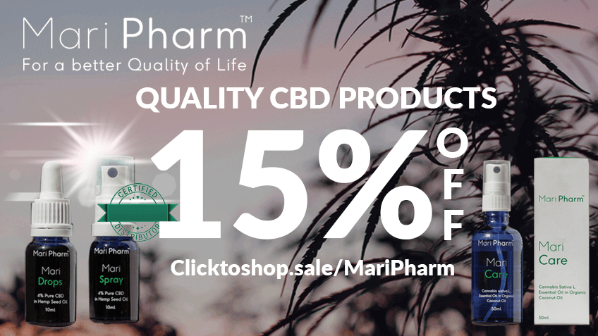 MariPharm Coupon Code Online Discount Save On Cannabis