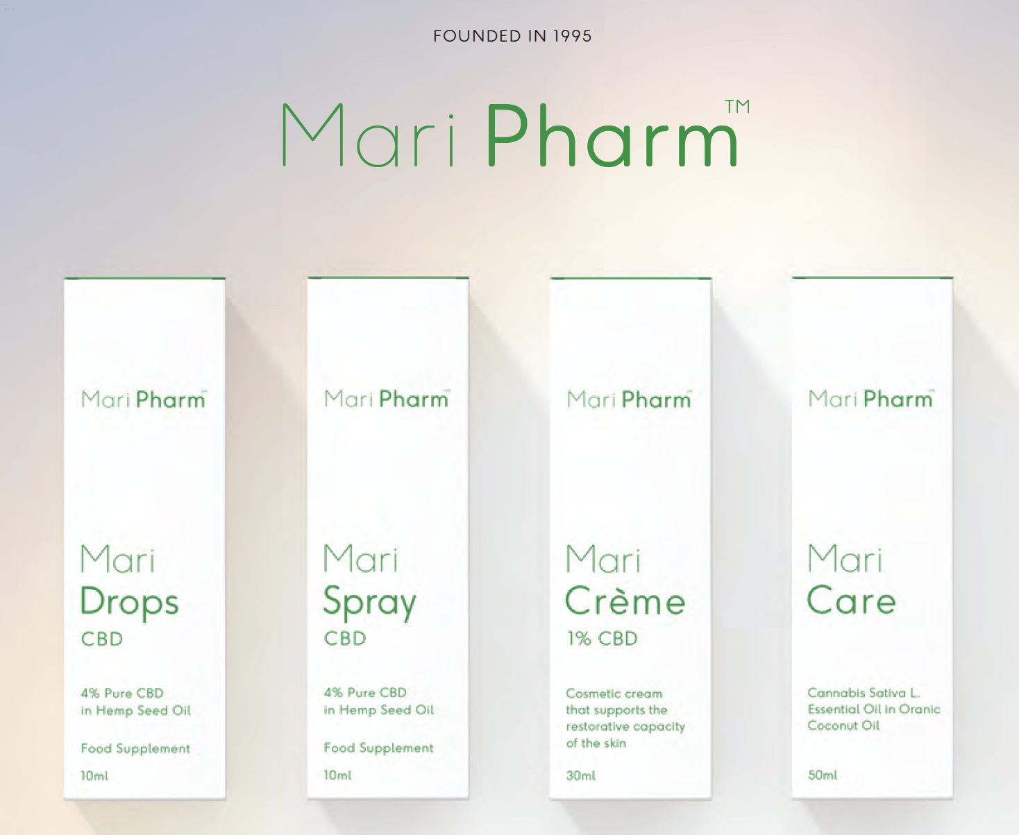 MariPharm Coupon Codes - Discounts - Promos - Save On Cannabis CBD