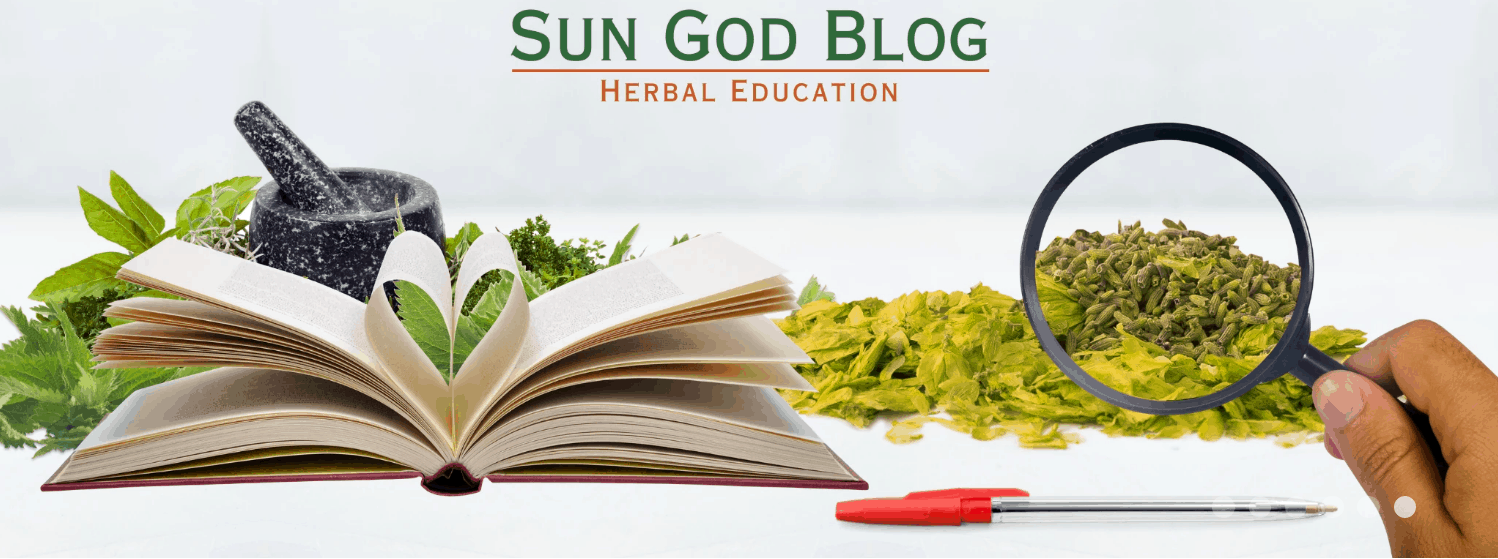 Herbal Education By Sun God Medicinals CBD