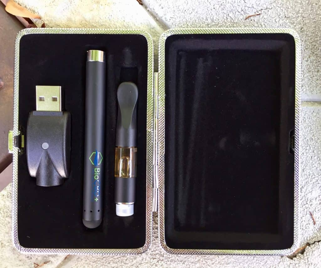 BioCBD Plus Vape Review - Open Container - Save On Cannabis