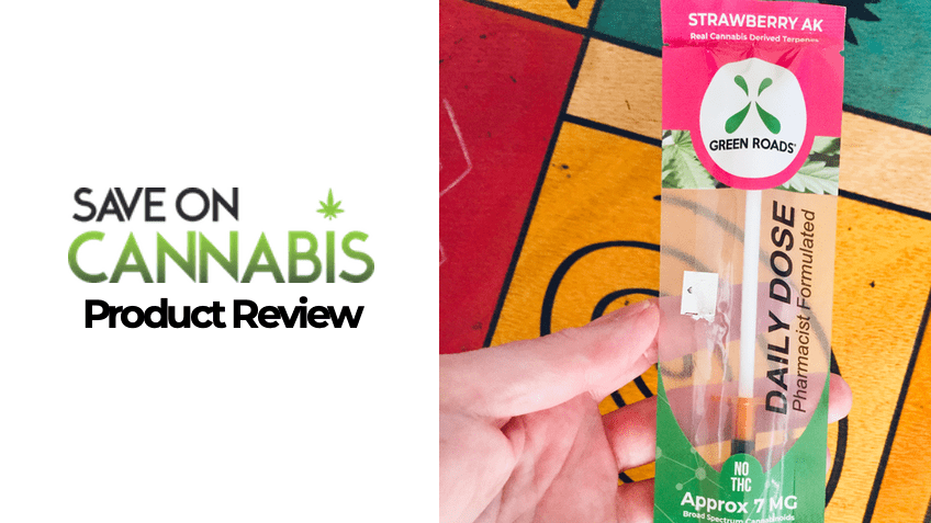 Green Roads Review - CBD Daily Dose - Save On Cannabis
