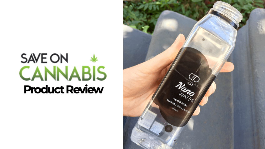 Infinite CBD Review - Nano CBD Water - Save On Cannabis Coupons