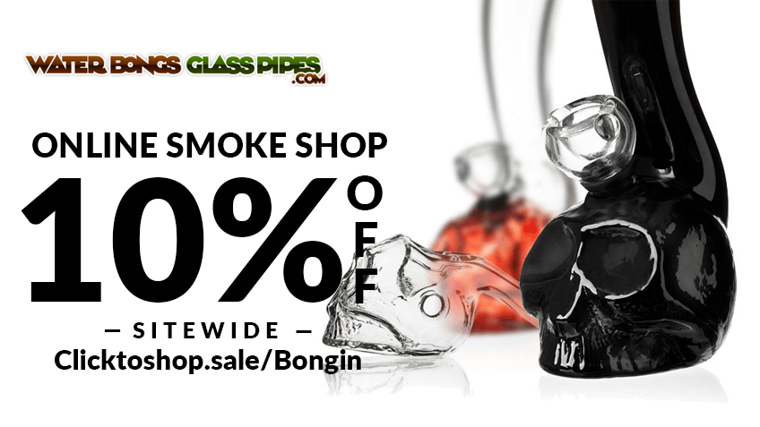 BONGIN Pot Coupon Code Online Discount Save On Cannabis