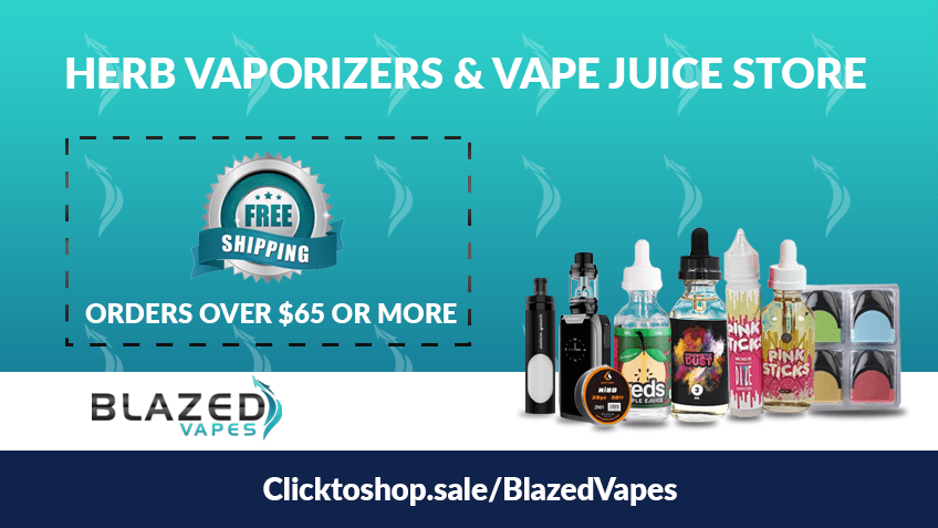 Blazed Vapes Coupon Code Online Discount Save On Cannabis