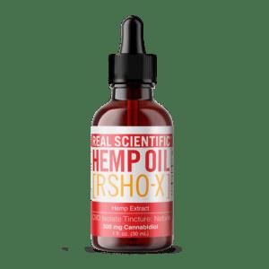 Medical Marijuana Inc CBD Coupon CBD Isolate Tincture RSHO-X 10Z(HempMed)