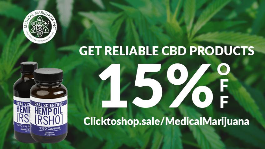 Medical Marijuana, Inc. Coupon Code Online Discount Save On Cannabis