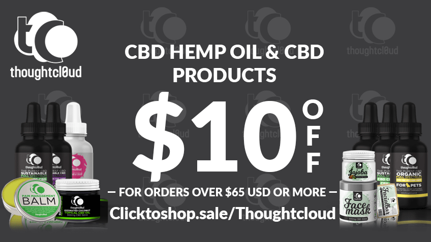 Thoughtcloud Coupon Code Online Discount Save On Cannabis