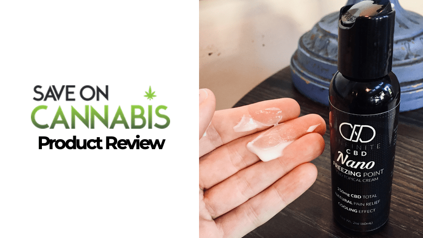 Infinite CBD Review - Featured Image - Save On Cannabis