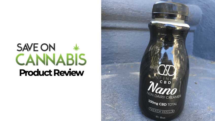 Infinite CBD Review - Save On Cannabis - Test