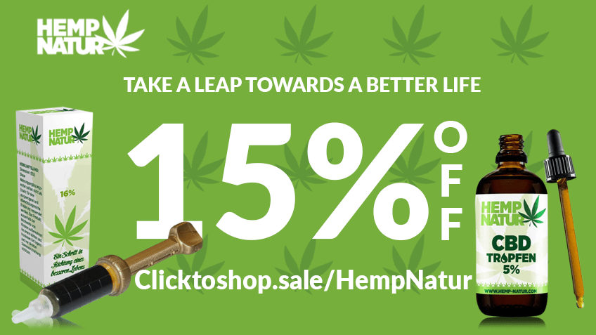 Hemp Natur coupon codes discounts promos - save on cannabis
