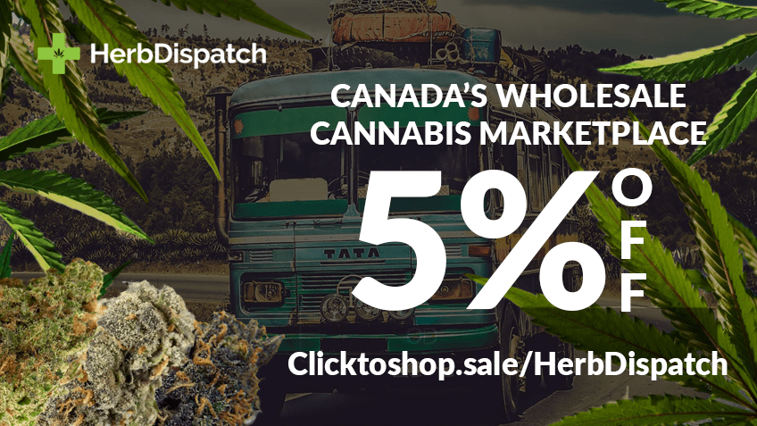 HerbDispatch Coupon Code Online Discount Save On Cannabis