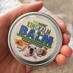 King Kalm Balm Review - CBD Pet Product - Save On Cannabis - Beauty