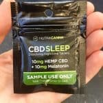 Nutracanna CBD Review - CBD Wake Capsules - Save On Cannabis - Beauty