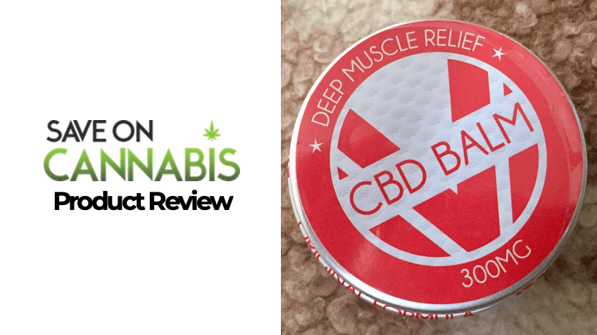Vapen CBD Review - Balm - Topical - FEATURED IMAGE