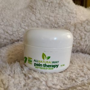 All Natural Way CBD Muscle & Joint Pain Relief Cream