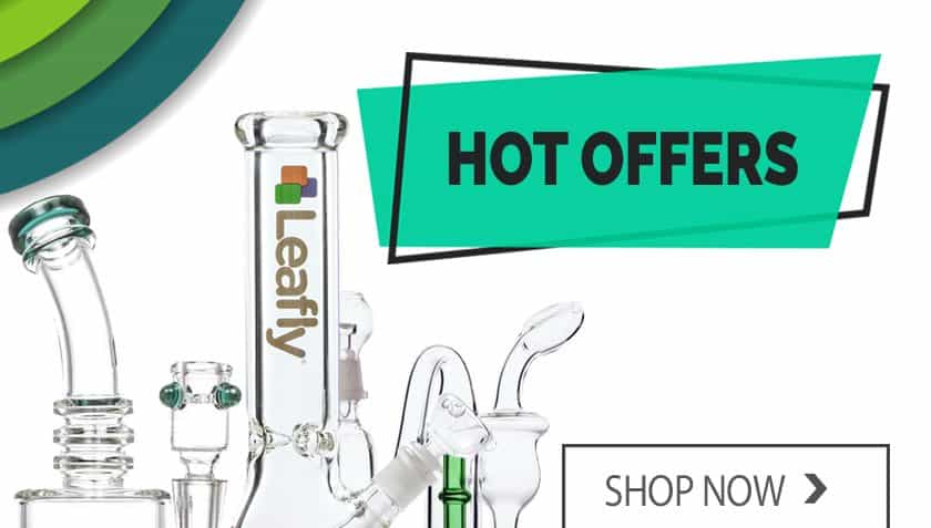 20% Off all bongs & hapdpipes