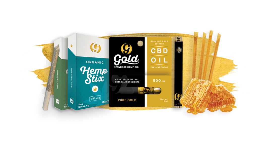 Gold Standard CBD Coupon Code discounts promos save on cannabis online store1