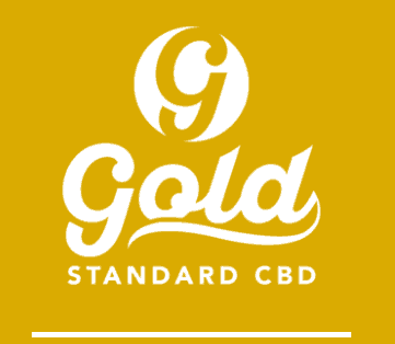 Gold Standard CBD Coupon Code discounts promos save on cannabis online logo