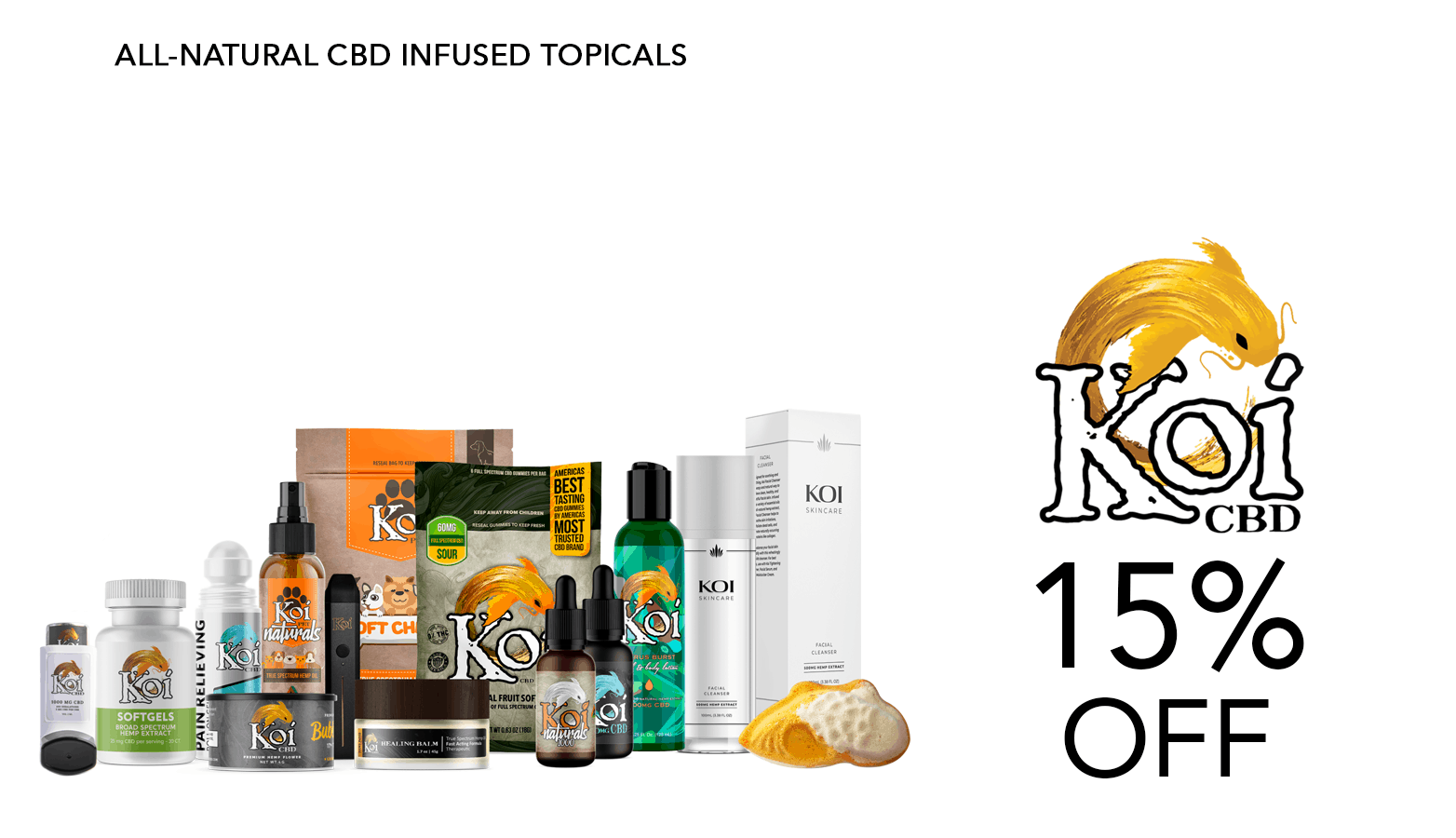 Koi CBD Coupon Code Promo Discount