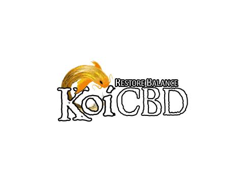 Koi CBD Coupon Code discounts promos save on cannabis online Logo