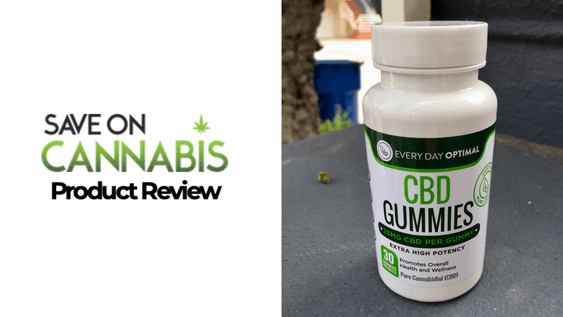 everyday optimal gummies Save On Cannabis Website