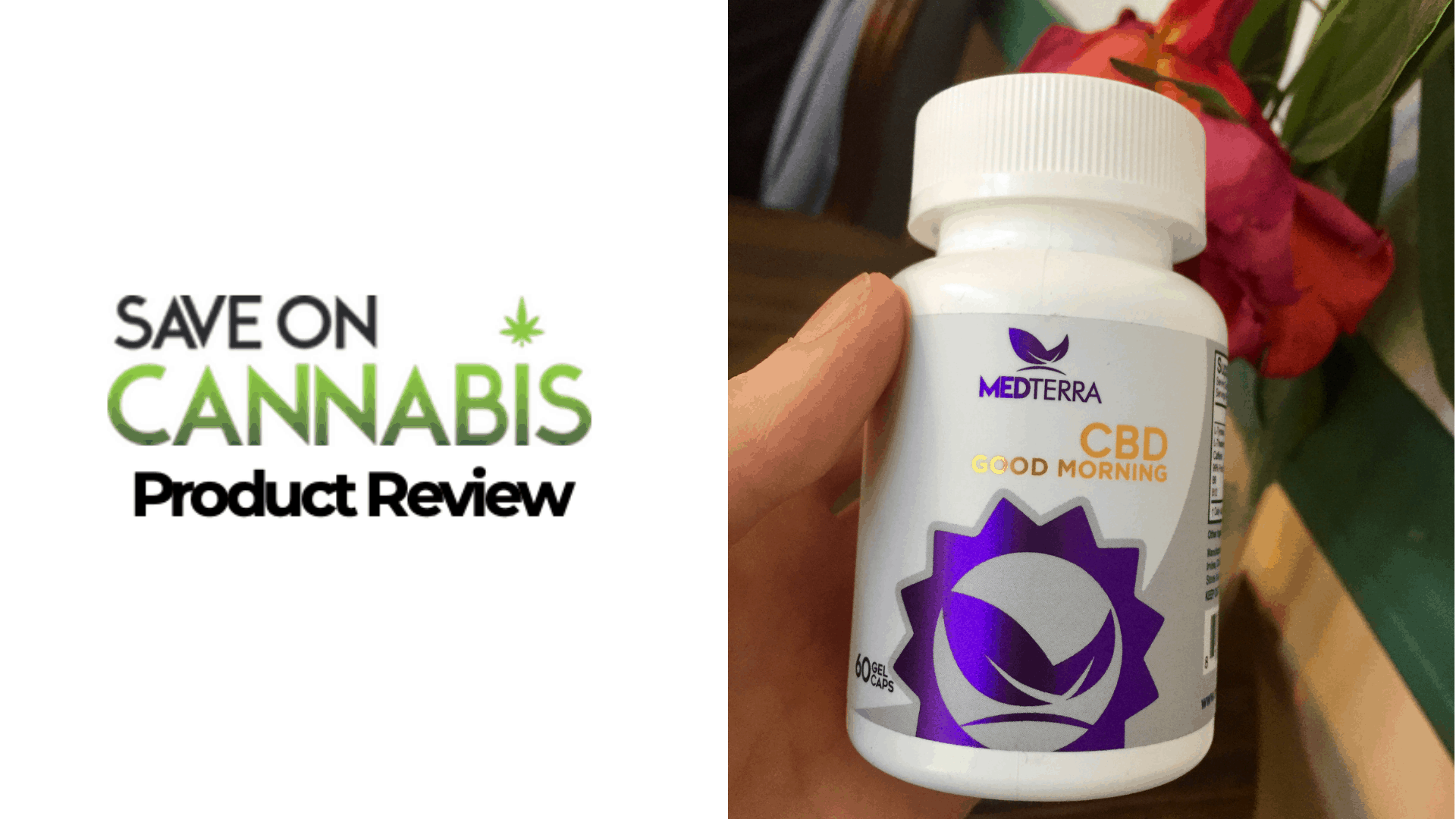 Medterra Good Morning Capsules Save On Cannabis Website