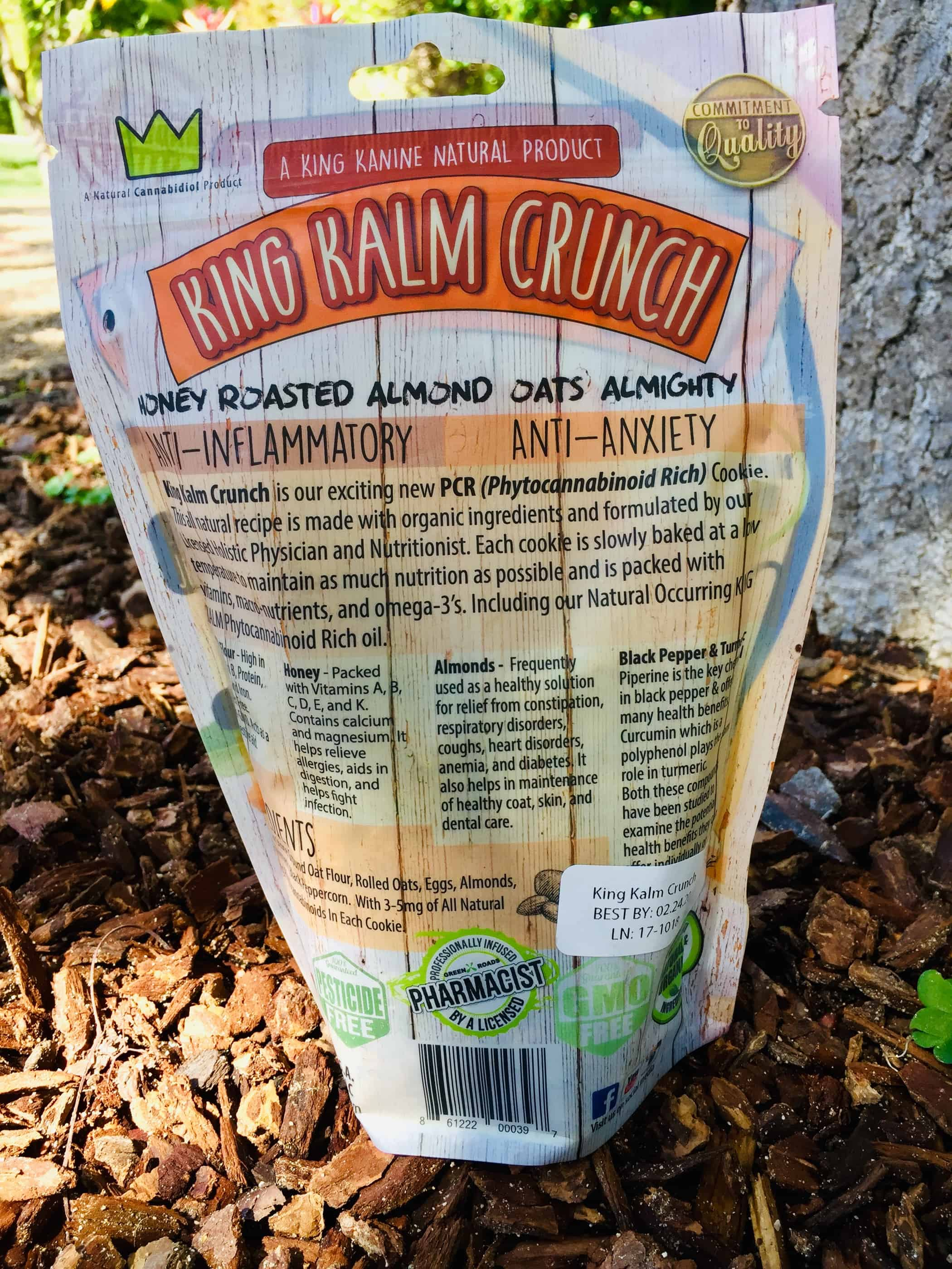 King Kalm Crunch Save On Cannabis Review Specifications