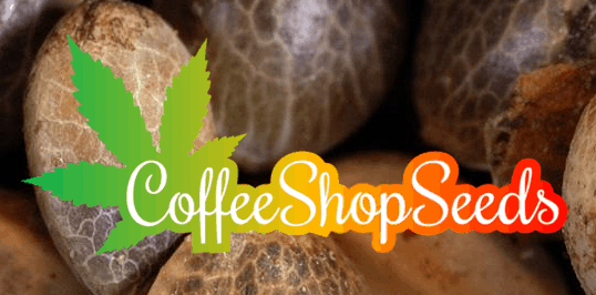 Coffee Shop Seeds Coupon Code discounts promos save on cannabis online logo