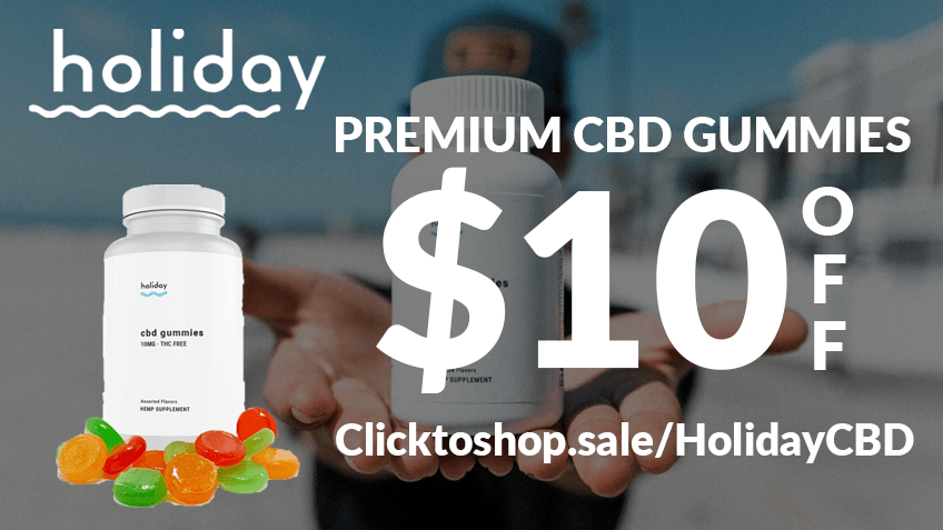 Holiday CBD Coupon Code discounts promos save on cannabis online Website
