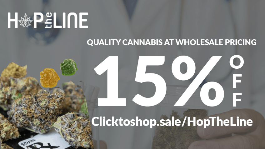 Hoptheline CBD Coupon Code discounts promos save on cannabis online Website