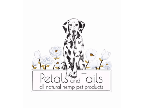 Petals and Tails Coupon Code discounts promos save on cannabis online Logo