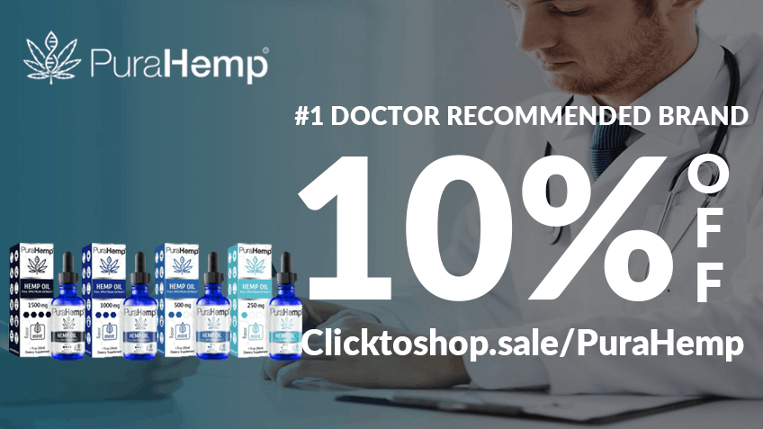 PuraHemp Coupon Code discounts promos save on cannabis online Website