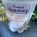 enflower cbd bath bomb utopia lavender save on cannabis Specification
