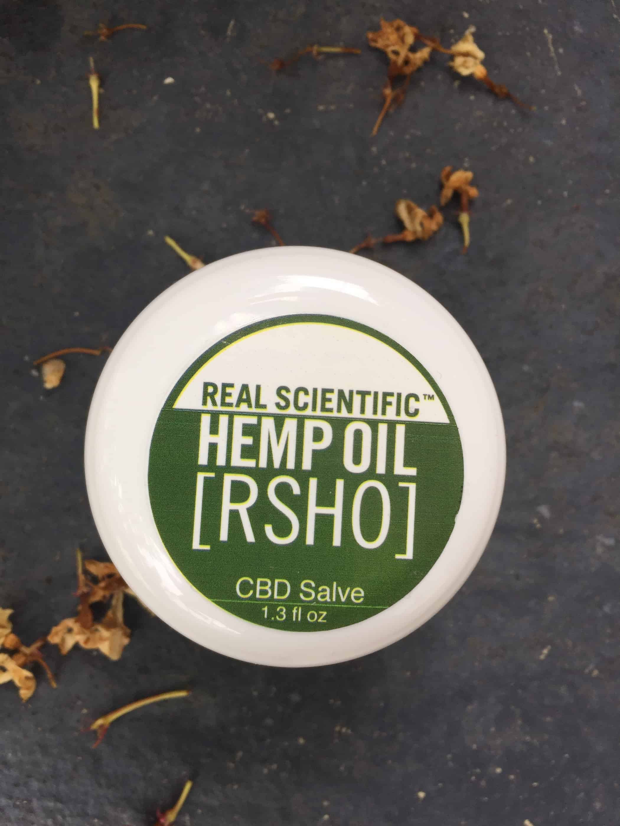 real scientific hemp oil cbd salve save on cannabis review